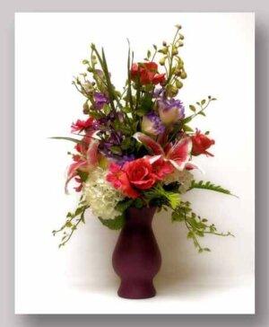 Lovely Lily Garden